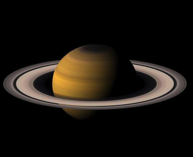 planet saturn rings - HD1024×1024